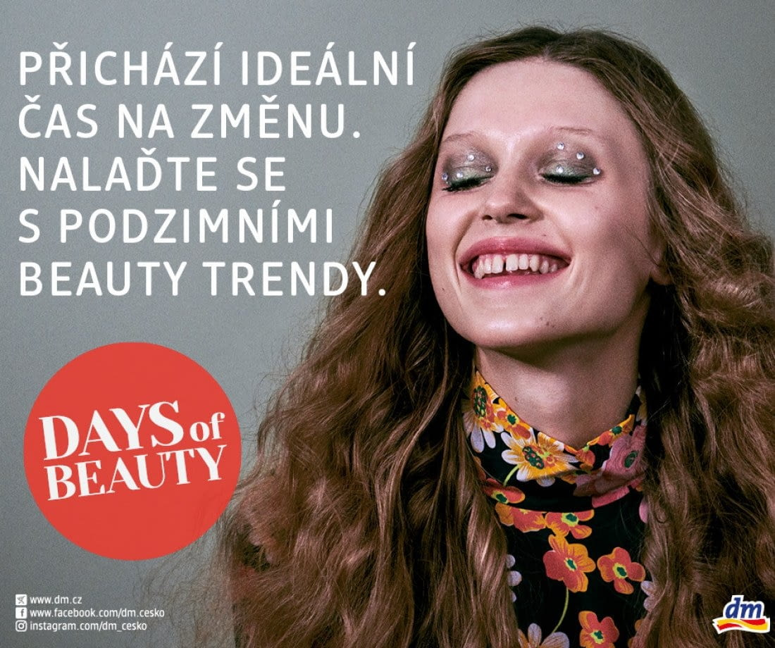Days of Beauty at dm