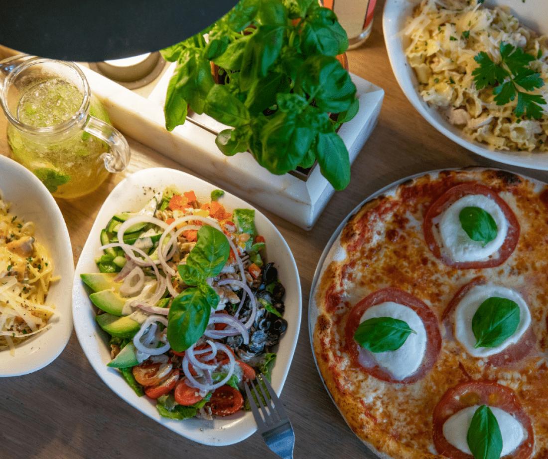 Nová nabídka ve Vapiano menu