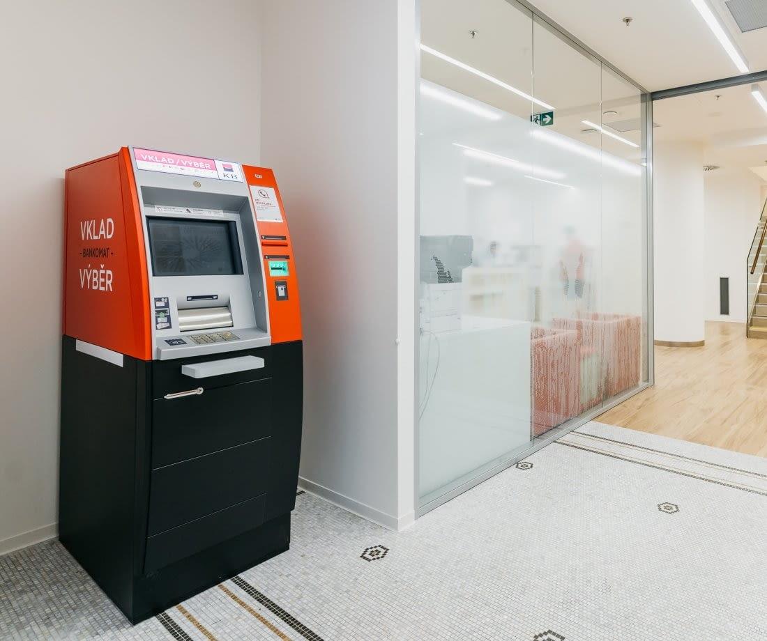 Komerční banka - ATM